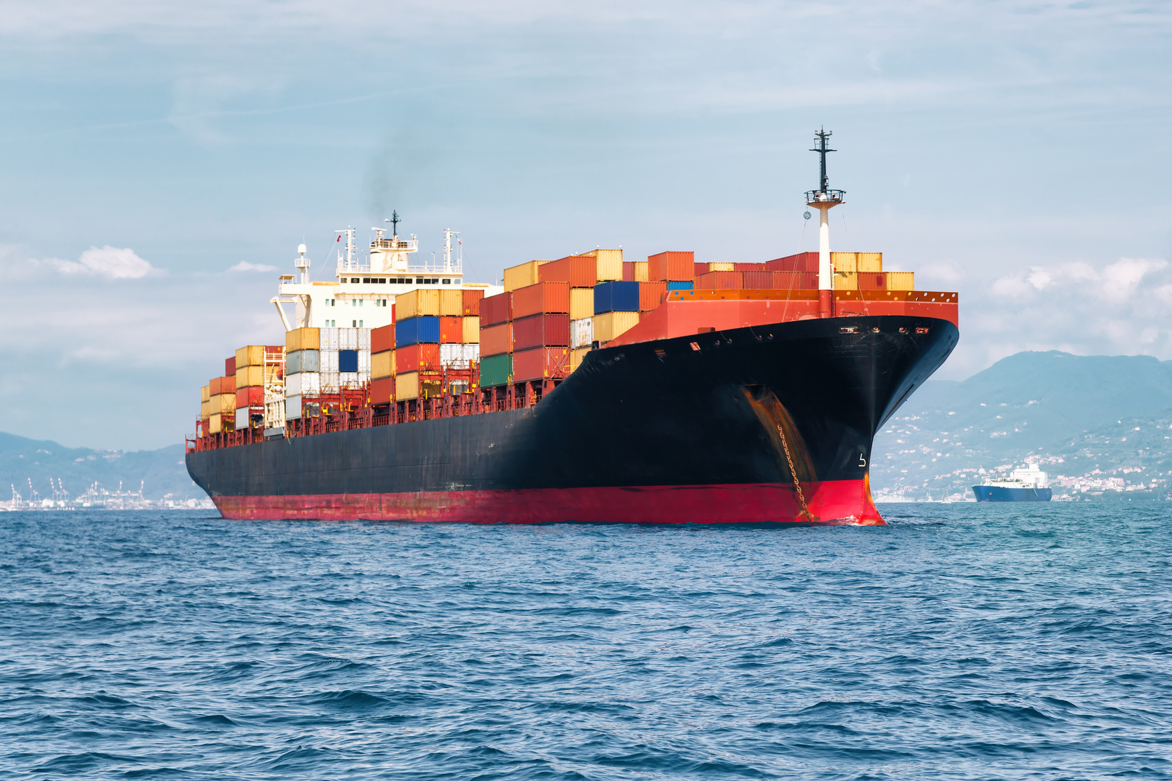 Sea Freight Logistics – Admiral International